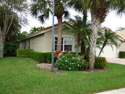 Boynton Beach Single Family Home For Sale: 6599 Kings Creek Terrace