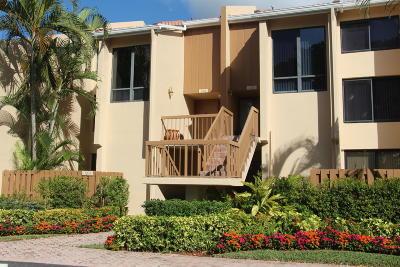 Boca Raton Condo For Sale: 3204 Bridgewood Drive #3204