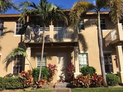 Townhouse For Sale: 2512 NW 6th Court NW