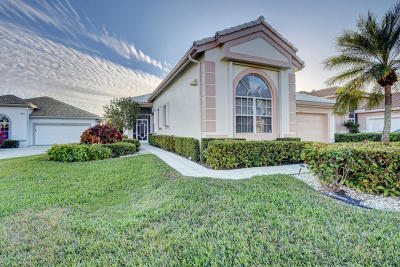 Boynton Beach, Gulf Stream Single Family Home For Sale: 6332 Crystal View Lane