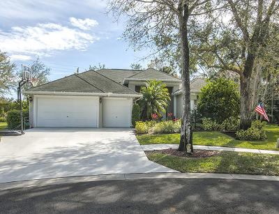 Vero Beach Single Family Home For Sale: 4403 5th Place SW