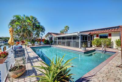Fort Lauderdale Single Family Home Contingent: 1448 NE 54th Street
