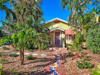 Lake Worth, Lakeworth Single Family Home Contingent: 419 Palmway