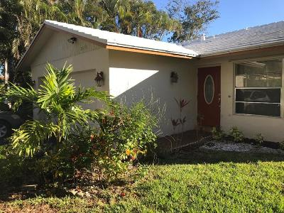 Coral Springs Single Family Home For Sale: 2615 NW 123rd Avenue