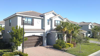 Delray Beach Single Family Home Contingent: 8105 Fire Opal Lane