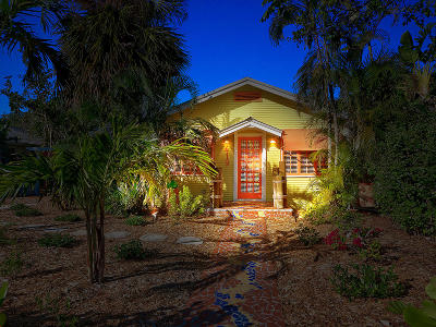 Lake Worth Multi Family Home Contingent: 419 Palmway