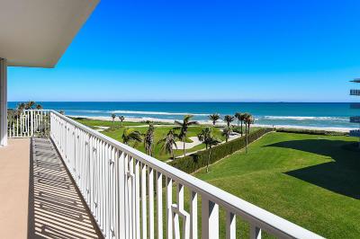 Palm Beach Condo For Sale: 2500 S Ocean Boulevard #1 B 4