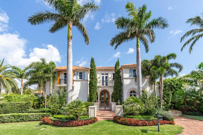 Boca Raton Single Family Home For Sale: 303 E Alexander Palm Road