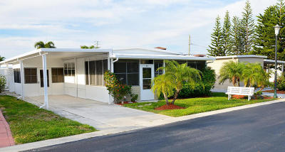 Mobile Home Sold: 400 Highway A1a, #23
