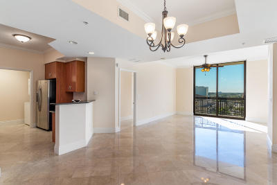 West Palm Beach Condo For Sale: 801 S Olive Avenue #602