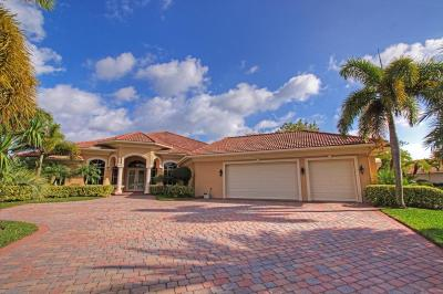 Palm City Single Family Home For Sale: 572 SW Squire Johns Lane