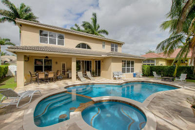 Lake Worth, Lakeworth Single Family Home For Sale: 6365 Shadow Creek Village Circle