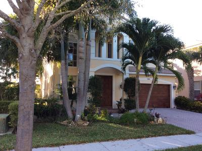 Delray Beach Single Family Home For Sale: 1656 E Classical Boulevard