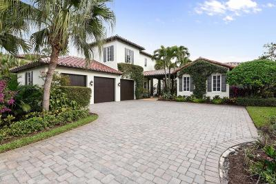 Jupiter Single Family Home For Sale: 425 Red Hawk Drive