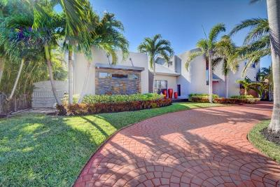 Fort Lauderdale Single Family Home For Sale: 2850 NE 35 Street