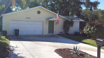 North Palm Beach Single Family Home For Sale: 2030 S Waterway Drive