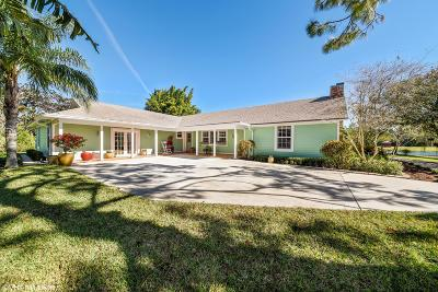 Jupiter Single Family Home For Sale: 17218 Wildwood Road