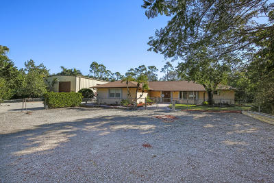 Loxahatchee Single Family Home Contingent: 14963 19th Street