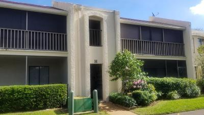 Tequesta Condo For Sale: 150 Pineview Road #H7