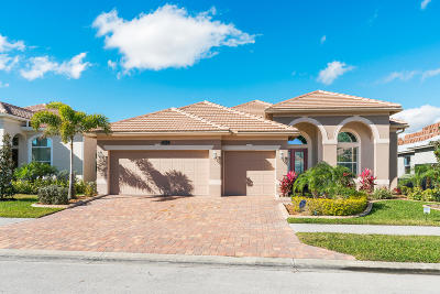 Vero Beach Single Family Home For Sale: 1724 Belmont Circle SW