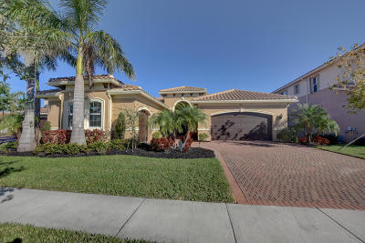 Boynton Beach Single Family Home For Sale: 8213 Alatoona Pass Way