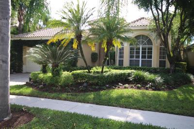 Delray Beach Single Family Home For Sale: 7872 L Aquila Way