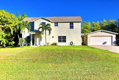 Acerage, Acreage, Acreage & Unrec, Acreage& Unrec, Acreage&unrec, Acreage, Loxahatchee, Acreage/Royal Ascott, Areage, Loxahatchee, Loxahatchee/Acreage, Royal Ascot Estates, Royal Palm Beach Acreage, The Acreage, The Acreage/Loxaha, Acarage Single Family Home For Sale: 15249 92nd Court