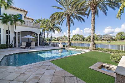 Palm Beach Gardens Single Family Home For Sale: 111 Via Capri
