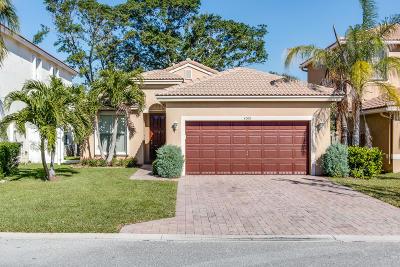 Delray Beach Single Family Home For Sale: 4331 Magnolia Circle