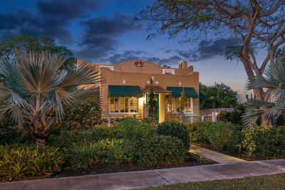 Delray Beach FL Single Family Home For Sale: $799,000