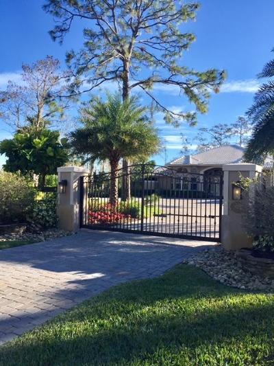 Wellington Single Family Home For Sale: 14712 Draft Horse Lane