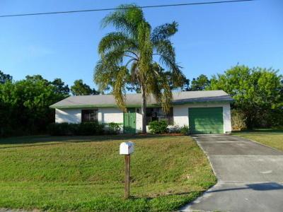 Port Saint Lucie Single Family Home For Sale: 773 NW Archer Avenue