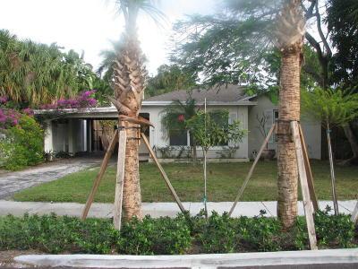 Delray Beach Single Family Home For Sale: 909 NE 7th Avenue