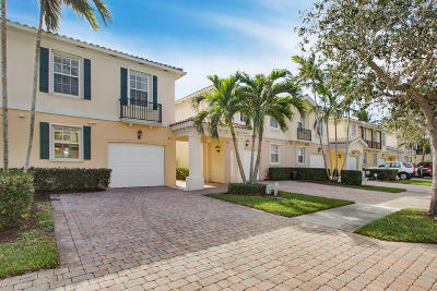 Townhouse Sold: 463 Capistrano Drive
