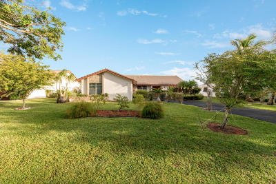 Coral Springs Single Family Home For Sale: 8535 NW 1st Street