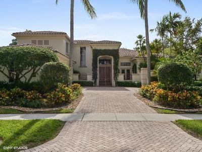 Delray Beach Single Family Home Contingent: 16314 Mirasol Way