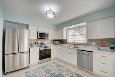 boynton beach Single Family Home For Sale: 4585 Rosewood Tree Court #B