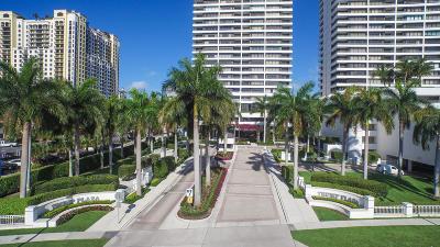West Palm Beach Rental Leased: 525 S Flagler Drive #23b