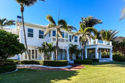 Ellamar Single Family Home For Sale: 5615 S Flagler Drive