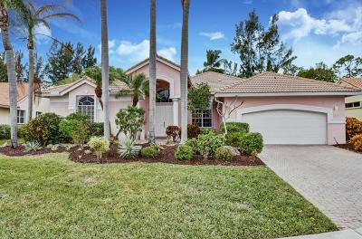 Boynton Beach, Gulf Stream Single Family Home For Sale: 8499 Aryshire Court