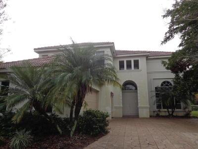 Wellington Single Family Home For Sale: 1327 Beacon Circle