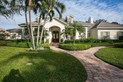 Vero Beach Single Family Home For Sale: 115 Waterway Lane