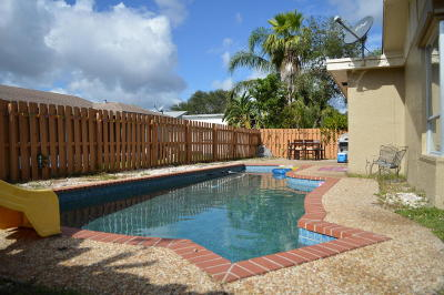 Deerfield Beach Single Family Home For Sale: 269 NW 40th Terrace