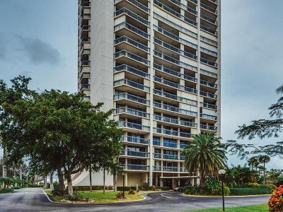 West Palm Beach Condo Sold: 2425 Presidential Way #701