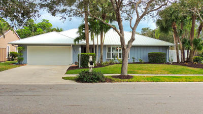 Jupiter Single Family Home For Sale: 18680 Misty Lake Drive Drive