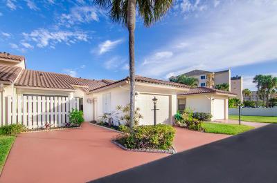 Jupiter Single Family Home For Sale: 131 Palm #36