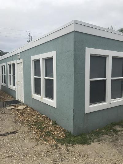 Broward County, Palm Beach County Single Family Home For Sale: 14 S South Lane