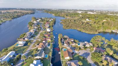 Lake Worth Single Family Home For Sale: 6797 Bayshore Drive
