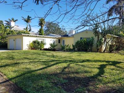 Broward County, Palm Beach County Single Family Home For Sale: 3112 Gulfstream Road