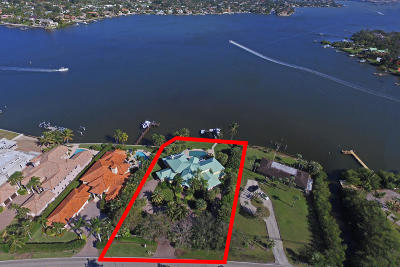 Single Family Home Sold: 19000 Loxahatchee River Road